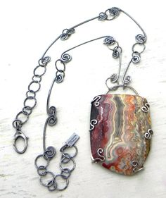 My Always And Forever Sterling Necklace Wild Prairie by joykruse, $400.00
