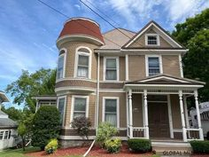 c. 1900 Queen Anne located at: 32 Wilder Ave Hoosick, NY 12090