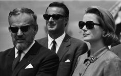 Grace Kelly and Prince Ranier