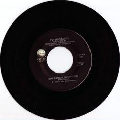 """Peter Gabriel """"Sledgehammer"""", 1985"""