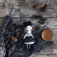 Хорошего дня и прекрасного настроения! Девочка #bambolica  из зимней серии❄️ Занята!