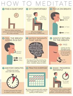 HOW TO MEDITATE Heres a starter guide to developing a meditation practice. Why meditate? Well theres a bunch of benefits: makes you calmer and happier, you can become less sensitive to negativity,...