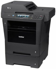 Print and copy at up to Automatic duplex print/copy/scan/fax Color Touchscreen display with Web Connect Brother Wireless Monochrome Printer with Scanner, Copier and Fax Wireless Printer, Printer Scanner, Laser Printer, Printer Toner, Hp Computers, Multifunction Printer, Brother Mfc, Best Computer