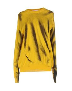 MOSCHINO COUTURE Women's Sweater Yellow XXS INT