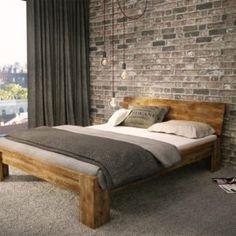 Archiwa: łóżko awangarda - Producent mebli z drewna Loft, Interior Design, Bedroom, Furniture, Home Decor, Lifestyle, Nest Design, Decoration Home, Home Interior Design