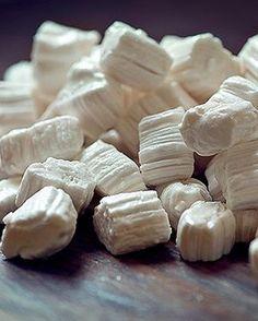BALA DE COCO CASEIRA - {coconut candy}
