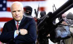 CNA: DICHO y HECHO - McCain pidió Misiles TOW para ISIS en Siria y ya han derribado un helicóptero