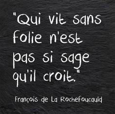 Le français et vous — François de La Rochefoucauld est un écrivain,...