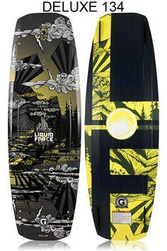 Liquid Force Deluxe Hybrid Wakeboard 2013 at BoardCo.com  #wakeboards #wakeboard #wake