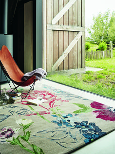 Brink and Campman | #Carpet #Kulina #Flowers #Trends #Spring #Kokwooncenter #Design