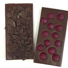 Dark Chocolate Oreos Dark Chocolate Raspberry Lollies  what would be your favourite dark bar?