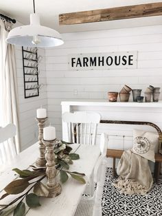 Farmhouse Blog