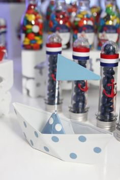 Nautical Party, Baby Shower, 1st Birthday Parties, Party Themes, Candy, Lucca, Gabriel, Sailor Baby, Sailor Party