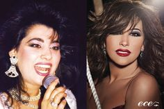 Famous Lebanese Singers with Nose Jobs4