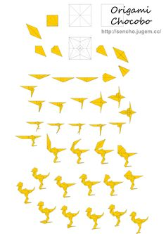 Origami Guide, Origami Techniques, Origami Diagrams, Food Carving, Origami Animals, Paper Crafts Origami, Origami Design, Origami Flowers, Origami Tutorial