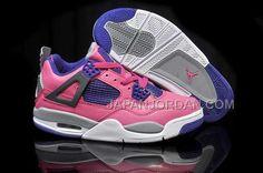 https://www.japanjordan.com/nike-air-jordan-4-womens-pink-grey-purple-shoes.html 格安特別 NIKE AIR JORDAN 4 WOMENS PINK GREY PURPLE SHOES Only ¥7,728 , Super Deals!