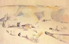 Paul Cézanne (1839–1906гг)