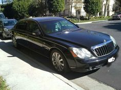 Here's Your Chance To Own Charlie Sheens's Armored Maybach 62S As you can tell by the title this Maybach 62s belonged to the famous and scandalous actor, Charlie Sheen. Now you can be the owner of The armored Maybach 62S, built in 2009, is listed for sale on eBay and the current bid is $241,250.  The bulletproof car has just 27,000 miles on the clock and...