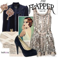 Flapper outfit! ... because i will have a great gatsby party!