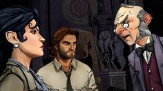 New 'The Wolf Among Us' Screens Depict A Rough-And-Tumble Bigby Wolf