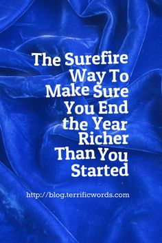 Skip the get-rich-scheme and do this instead. Easy ways to be richer by the end of the year