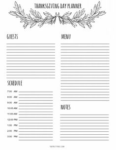 Hello! I just thought I'd pop in quickly to share a printable Thanksgiving planner. I know that I'm starting to get a little nervous about hosting on Thursday, and I have been thinking about what I need to buy this week, and what the schedule will be on Thursday, so I made a little printable.... Read More »