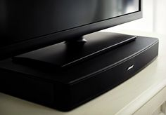Bose Solo TV Sound System   Cool Material