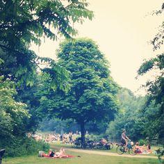 #bbq #vondelpark