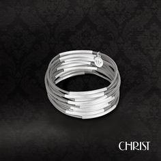 #Lieblingsstücke #ShadesOfGrey #Armband #ChristJuweliere