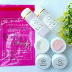 Cream HN Crystal Original