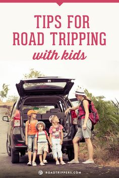 A long road trip with kids can super fun and exciting, but it has its challenges too. Here are our tips to make your trip relaxing and fun!