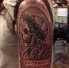 East River Tattoo - Tattoo by Rob Banks