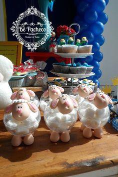 Lembrançinhas ovelha