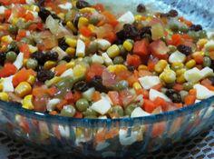 Salada Colorida - Veja mais em: http://www.cybercook.com.br/receita-de-salada-colorida.html?codigo=113899
