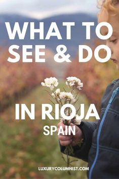 6 Great Things to Do In Rioja, Spain: Culture & Wine While Rioja wine is world famous, there are many tourist attractions in the area. We're sharing reasons why you should visit La Rioja, Spain Backpacking Europe, Europe Travel Tips, European Travel, Travel Destinations, Travelling Europe, Spain And Portugal, Portugal Travel, Spain Travel, Bilbao