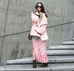 Street-Style / Irene Kim / Seoul Fashion Week