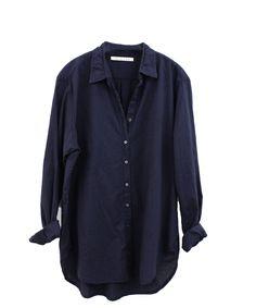 Xirena Beau Shirt in Black