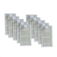 $9.50 (Buy here: https://alitems.com/g/1e8d114494ebda23ff8b16525dc3e8/?i=5&ulp=https%3A%2F%2Fwww.aliexpress.com%2Fitem%2F10-piece-HEPA-Filter-for-CHUWI-V3-iLife-V5-V3-V5PRO-Robot-Vacuum-Cleaner-Robotic-Vacuum%2F32769766360.html ) 10 piece HEPA Filter for CHUWI V3 iLife V5 V3+  V5PRO Robot Vacuum Cleaner Robotic Vacuum Cleaner for Home for just $9.50