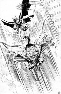 Batman by Ben Bishop