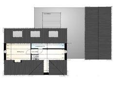 Modern landelijke villa met bijgebouw - 2e verdieping