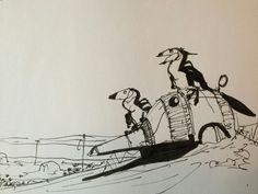 Sketch-Simon Stalenhag