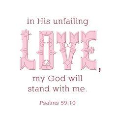Psalms 59:10