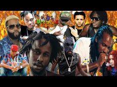 New Dancehall Fire War Mix September 2016 - Popcaan VS Mavado, Demarco, ...
