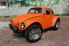 Vocho recortado ¡y convertido en mini off road! #VWFans  http://www.vochomania.mx