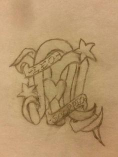 Leo and scorpio tattoos together