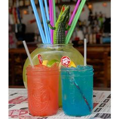 Swamp Water!!  1 1/2 cups vodka  1 cup Midori  2 cups sour mix (Lemon-X)  2 cups pineapple juice  1 cup Sprite    Mix all ingredients together. Drizzle grenadine on the top and serve with plastic alligators.