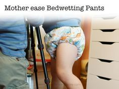 The Absolute Best Cloth Training Pants for Bedwetting Preschoolers: Mother-ease Bedwetting Pants - Simply Mom Bailey Cloth Training Pants, Toddler Training Pants, Potty Training Pants, Couches, Bed Wetting, Plastic Pants, Baby Pants, Cloth Diapers, Memes