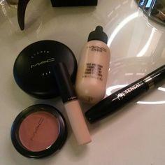 My Make up Favorits