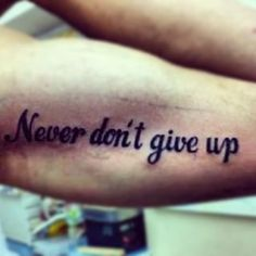 Of course not. | 29 Heartbreakingly Misspelled Tattoos