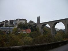 Fribourg 11 Brooklyn Bridge, Travel, Switzerland, Viajes, Destinations, Traveling, Trips